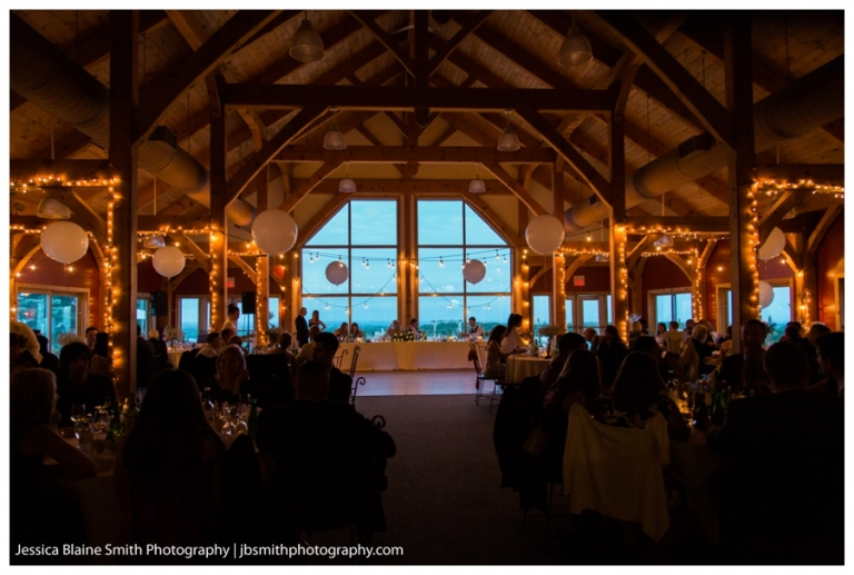 Skyloft ski resort wedding